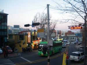 Myeong Dong Seoul