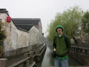 venice of the east pingjianglu suzhou china
