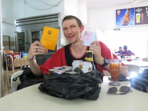 bringing beer into brunei