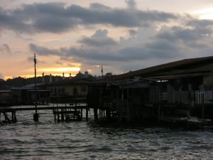 venice of the east kampong ayer brunei