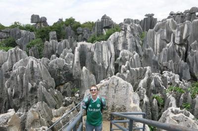 yunnan stone forest shilin jonny blair