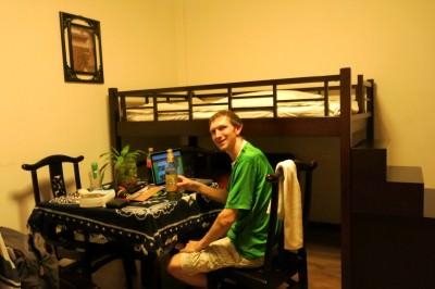 blogging in jianshui china
