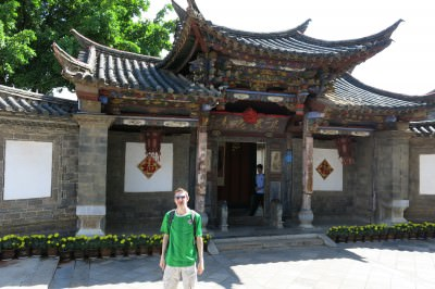 zhus garden jianshui china
