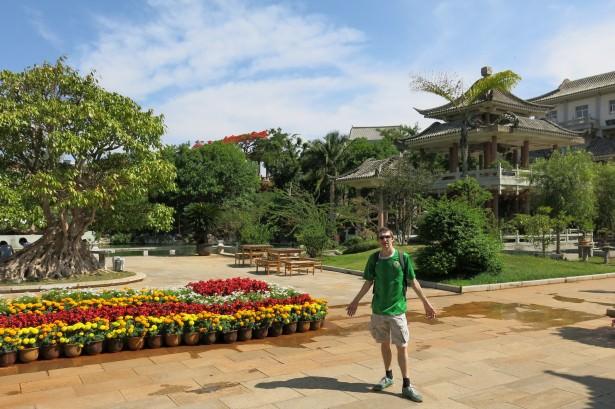 zhu's garden jianshui china