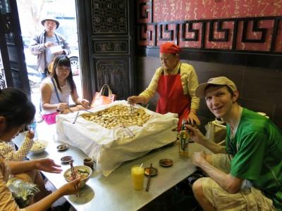spicy barbecued tofu jianshui