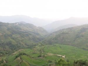 Laohuzui Yuanyang rice terraces China