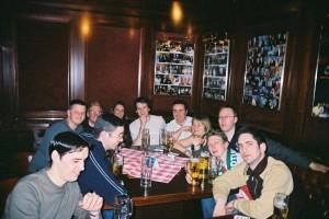 drinking in berlin 2005 jonny blair david watson