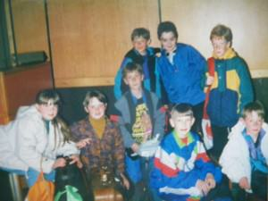 Kilmaine Primary School trip to Holland