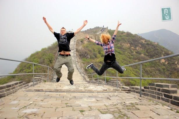 great wall of china agness jonny blair travel blog