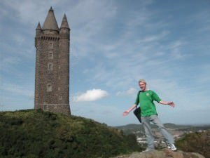 jonny blair scrabo tower newtownards
