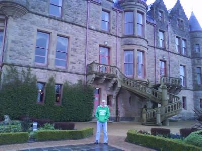 castle in belfast
