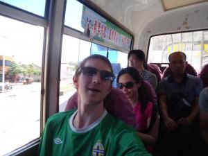 jonny blair travels