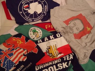 travel t shirts around the world