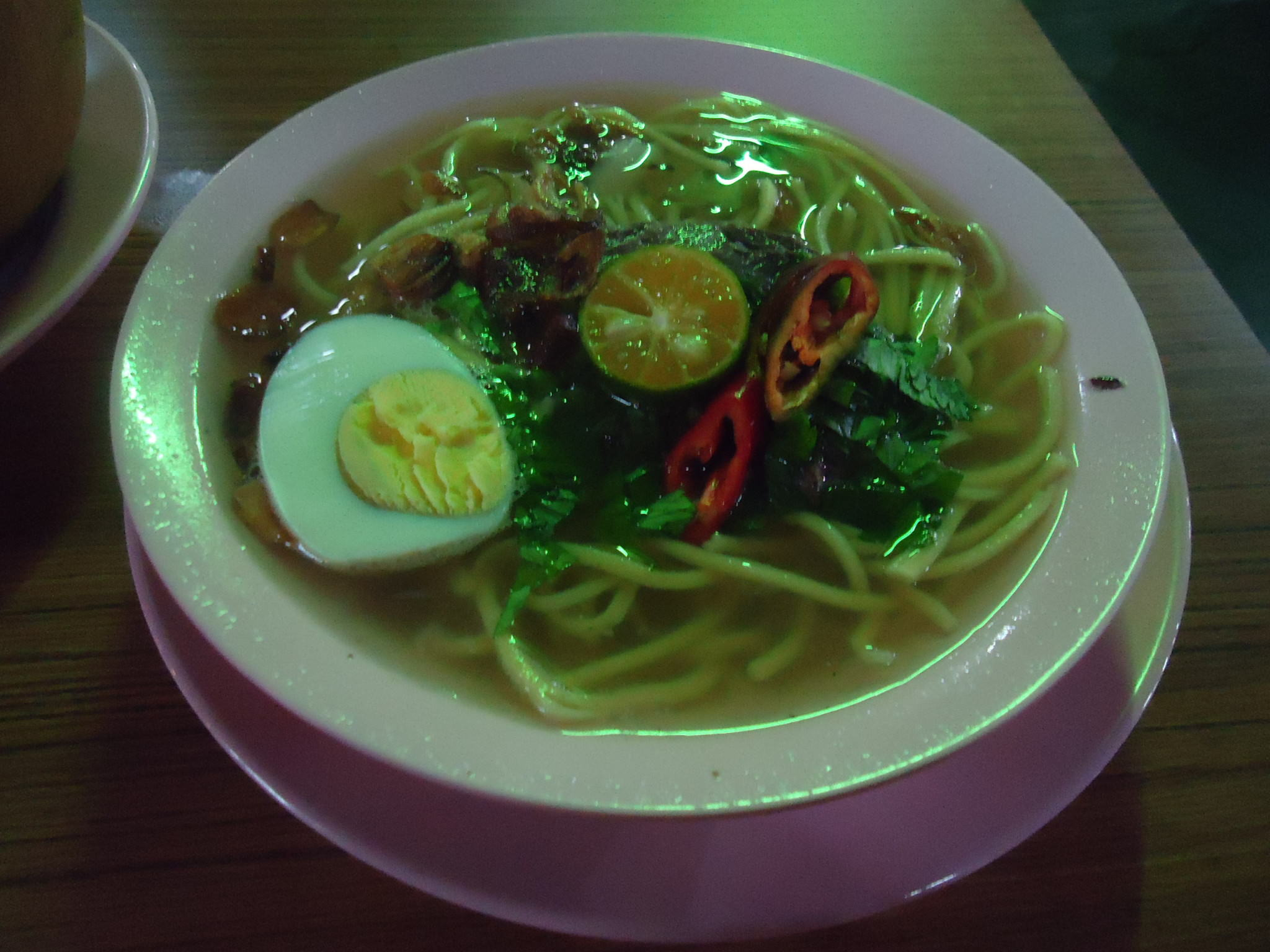 soto biasa in brunei
