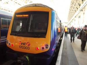 manchester train