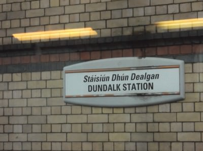 dundalk station ireland