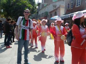 free parade in gu lang yu