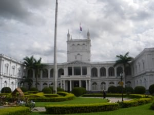 government palace asuncion paraguay