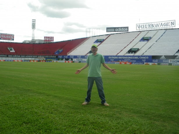 football stadium asuncion paraguay