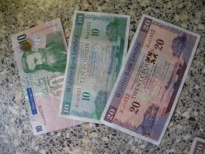 Northern Irish money