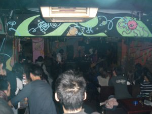 live music in taipei