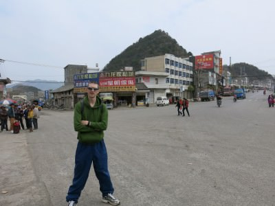 jonny blair backpacking in china yunnan province