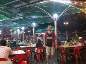 restaurant in bandar seri begawan brunei waterfront