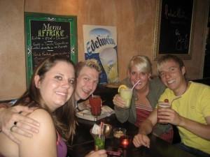 paris party cocktails
