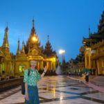 backpacking in yangon shwe dagon pagoda