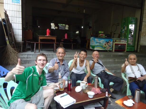 backpacking in chongqing china