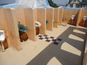 worlds largest toilet