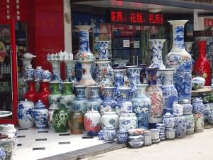backpacking in jingdezhen