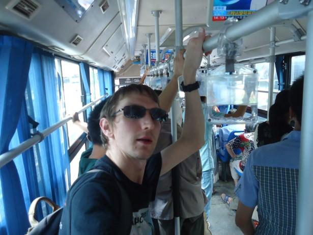 backpacking in jingdezhen