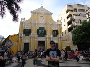 portugal buildings macau