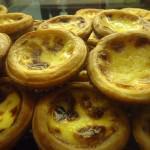macau portuguese style egg tarts