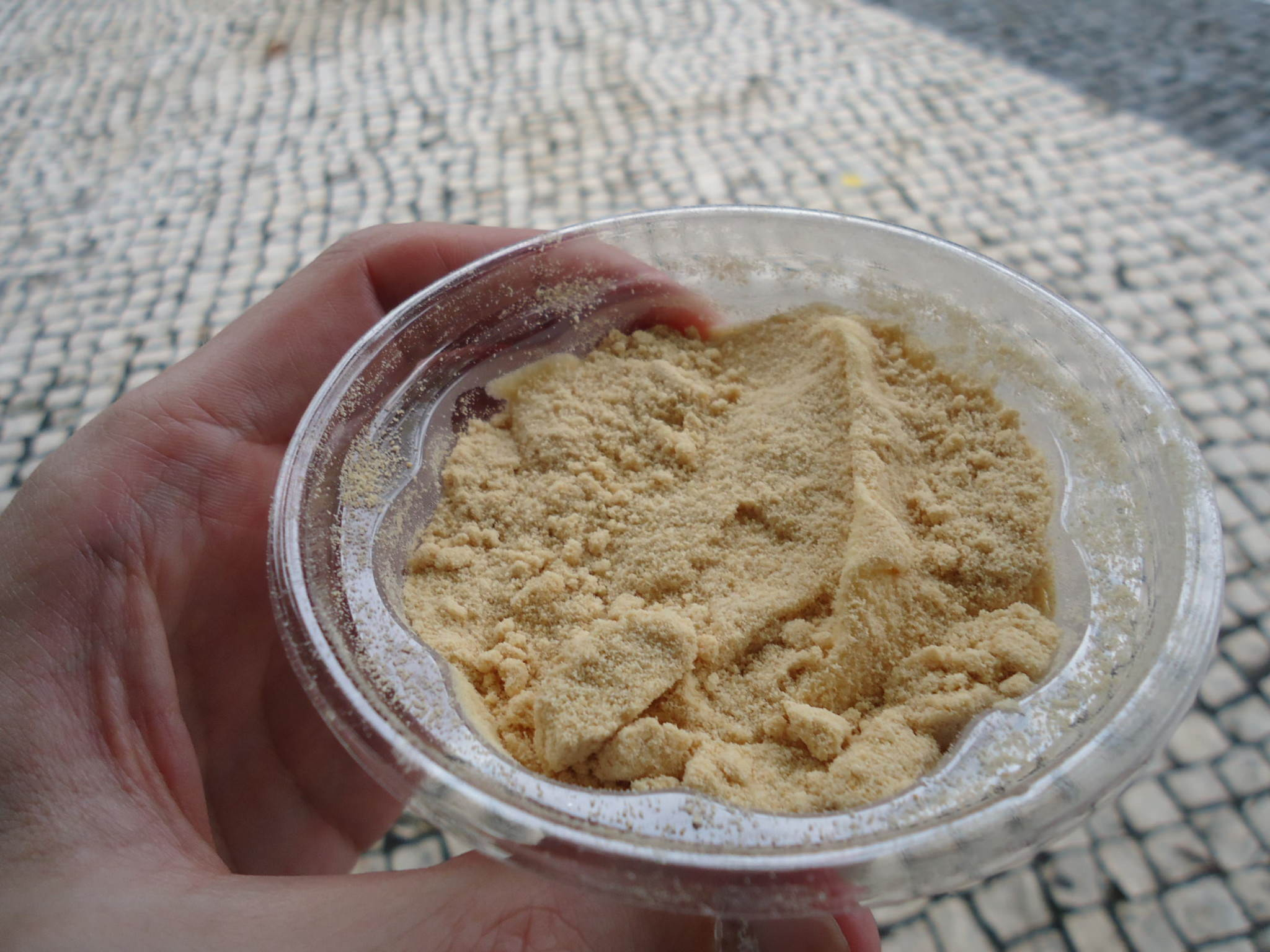 sawdust pudding macau