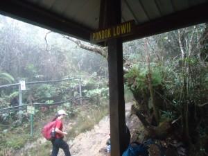 pondok lowi shelter