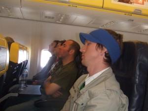 jonny blair trieste flight