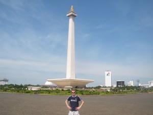 jonny blair national monument jakarta