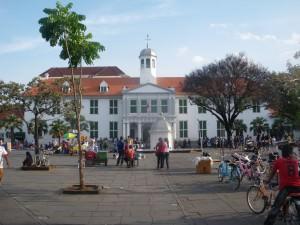 jakarta dutch colonial buildings