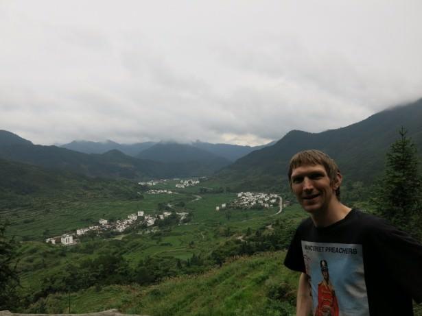 jiangling in china wilderness