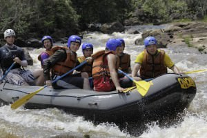 white water rafting in juquitiba brazil