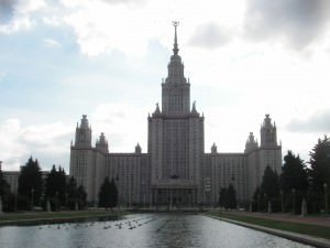 stalin towers in moscow