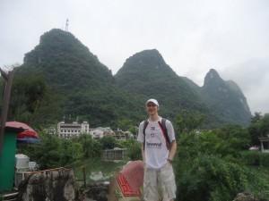 yangshuo in guangxi province