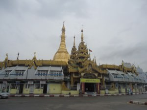 money changers sule pagoda