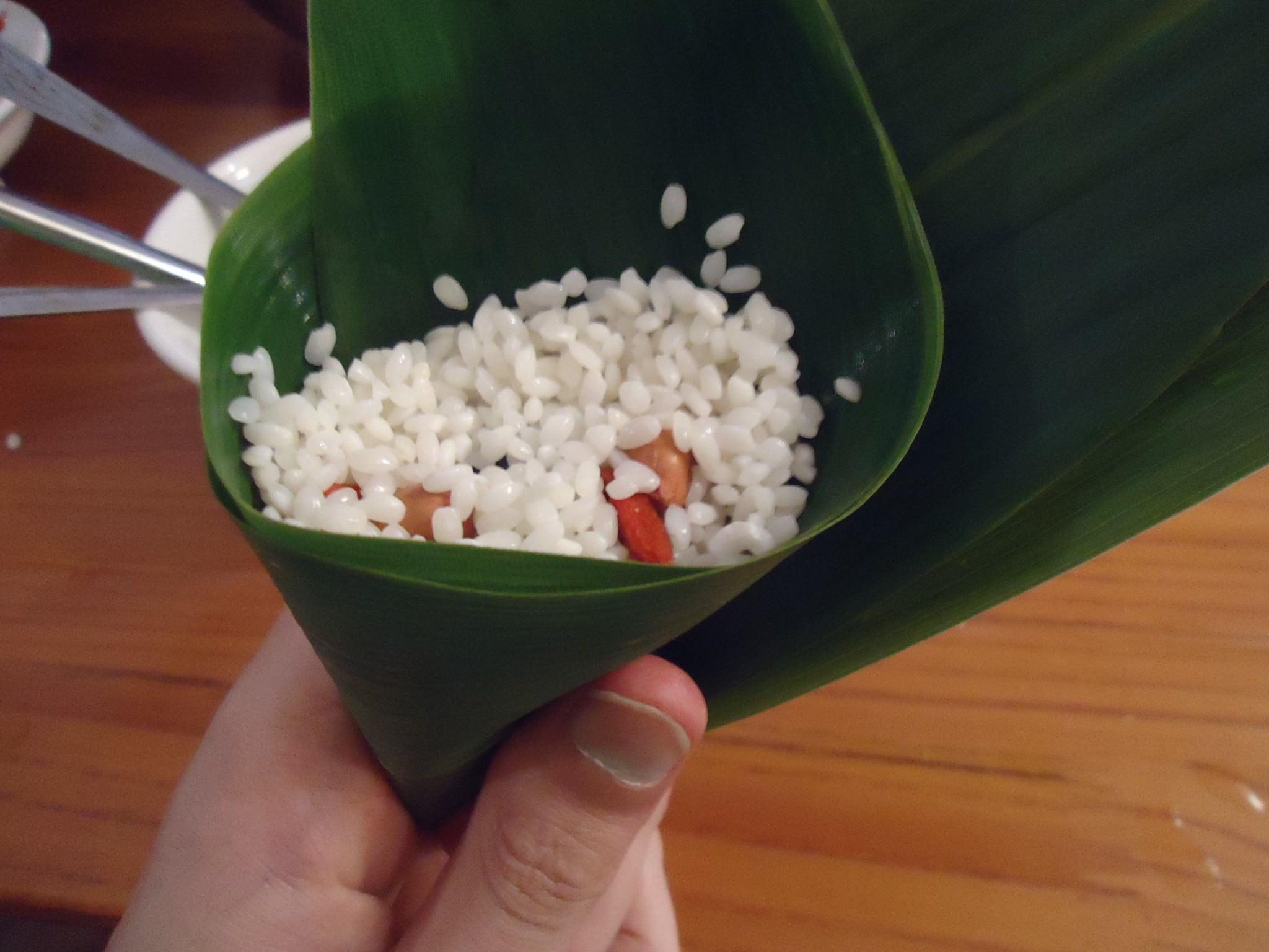 chongching china rice dumplings