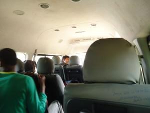 crazy Ethiopian buses
