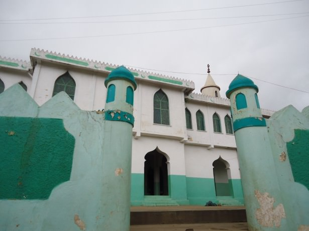 juma mosque in harar