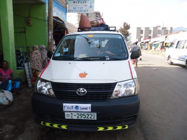 harar minibus