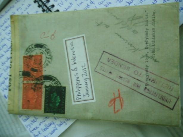 2012 travel notebook